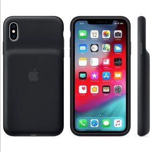 Apple Smart Battery Case (for IPhone XS Max) Black